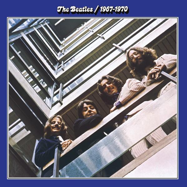 1967·1970 Blue album 2Lp