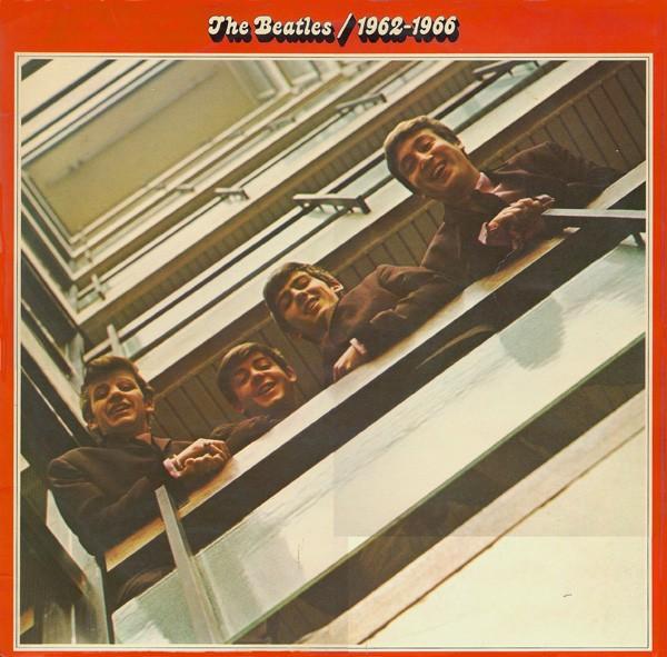 1962·1966 Red album 2Lp
