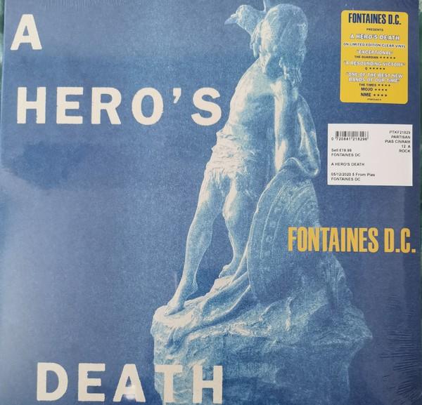 A Hero's death Lp Edición limitada