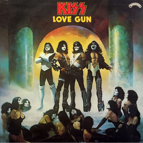 Love Gun Lp
