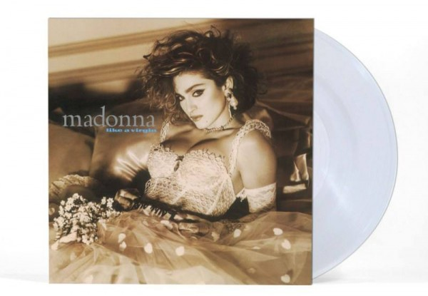Like a Virgin Lp Ed. Limitada transparente