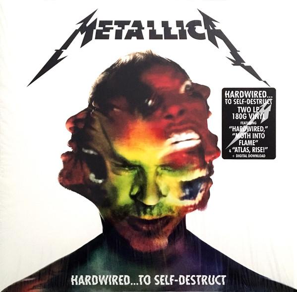 Hardwired...To self-destruct 2Lp