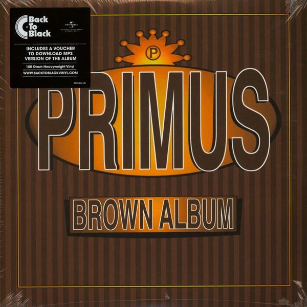 Brown album 2Lp