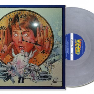 Back to the future (Music from the motion picture soundtrack) Lp Ed. Limitadísima