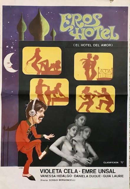 Eros hotel Cartel original 1980