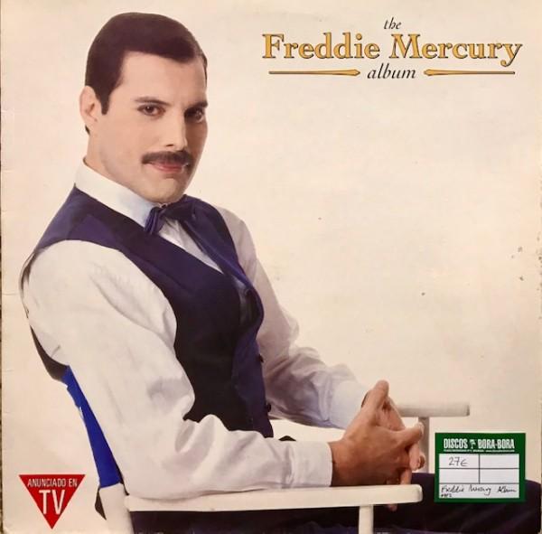 The Freddie Mercury Album Lp Segunda mano