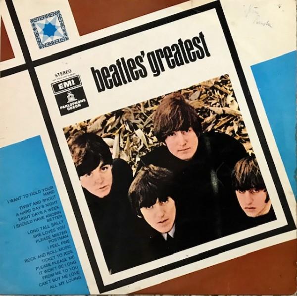 Beatles' Greatest Lp Segunda mano