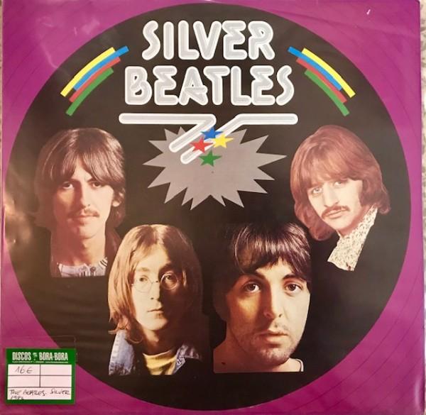 The Silver Beatles Lp Segunda mano