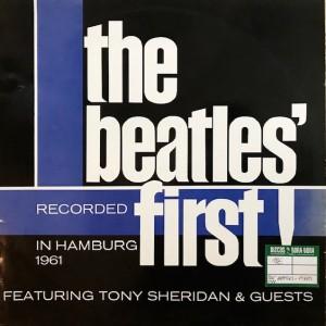 The Beatles' First Lp Segunda mano