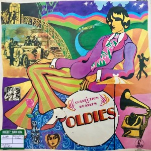 A Collection of Beatles Oldies Lp Segunda mano