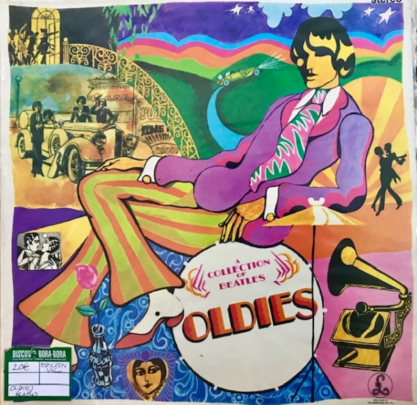 A Collection of Beatles Oldies Lp Segunda mano