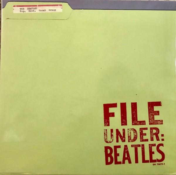 File Under: Beatles Lp Ed. Limitada