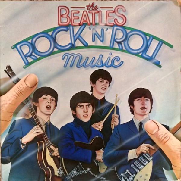 Rock 'N' Roll Music 2Lp Segunda mano