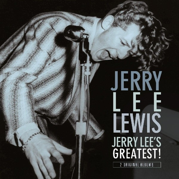 Jerry Lee Lewis / Jerry Lee's Greatest! Lp