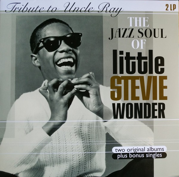 Tribute to uncle Ray / The jazz soul of Little Stevie 2Lp