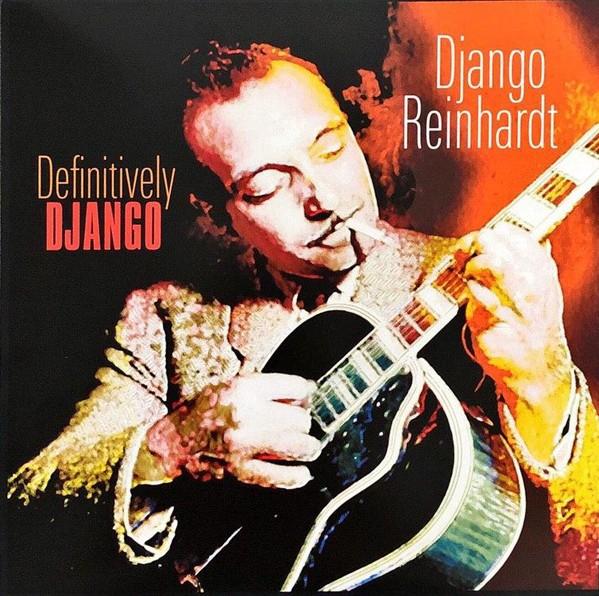 Definitively Django Lp