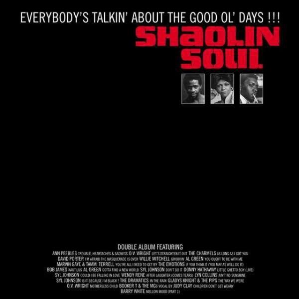 Shaolin Soul (Episode 1) 2Lp+Cd