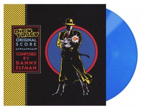 Dick Tracy (Original score) Lp Ed. Limitada