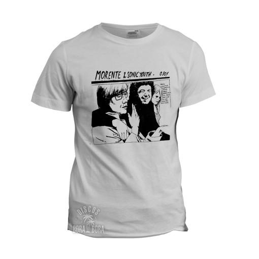 Camiseta Morente & Sonic Youth