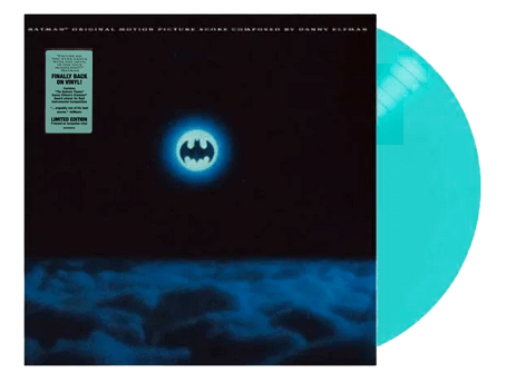 Batman (Original motion picture score) Lp Ed. Limitada
