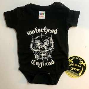 Body bebé Motörhead