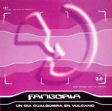 Un día cualquiera en Vulcano (Super Extended Play 3.0) Lp Edición original