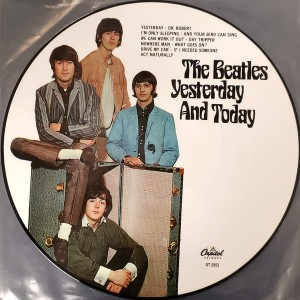 Yesterday and today Lp Picture disc