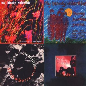 Kiss the eclipse: Ep's 1986-1987 Lp