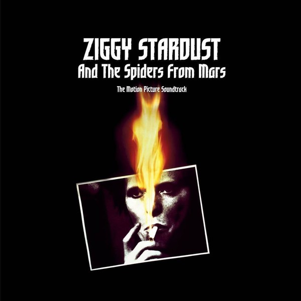 Ziggy Stardust and the spiders from mars (The Motion picture soundtrack) 2Lp