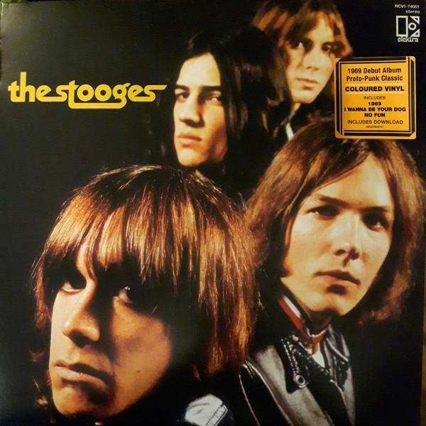 The Stooges Lp Ed. Limitada