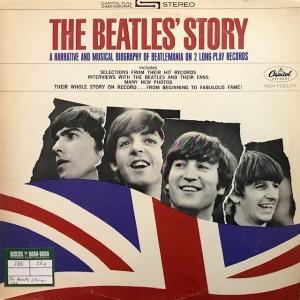 The Beatles' story 2Lp Segunda mano