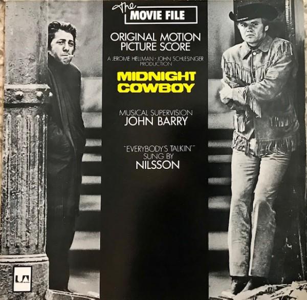 Midnight Cowboy (Original motion picture score) Lp