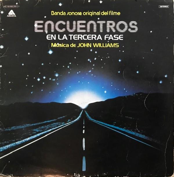 """Encuentros En La Tercera Fase (Banda sonora original) Lp + 7"""" Single"""