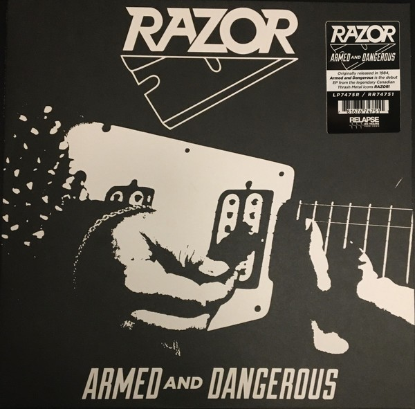 Armed and Dangerous Ep