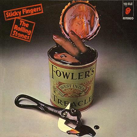 Sticky Fingers (Dedos Pegajosos) Lp