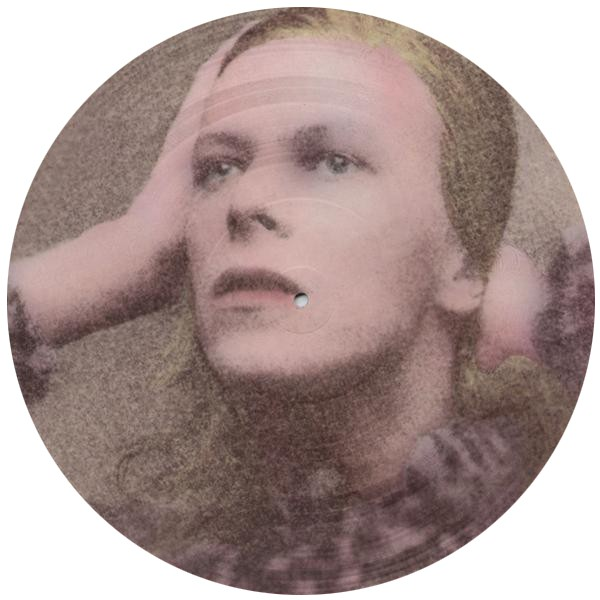 Hunky Dory Lp Ed. Limitada Picture disc