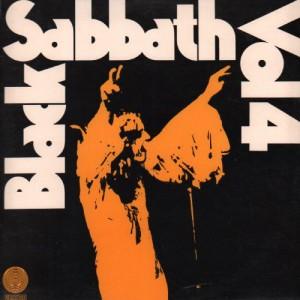 Black Sabbath Vol. 4 Lp