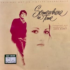 Somewhere in time (Original motion picture soundtrack) Lp Segunda mano