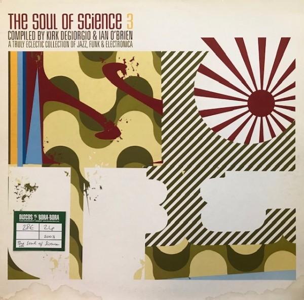The Soul of Science 3 2Lp Segunda mano