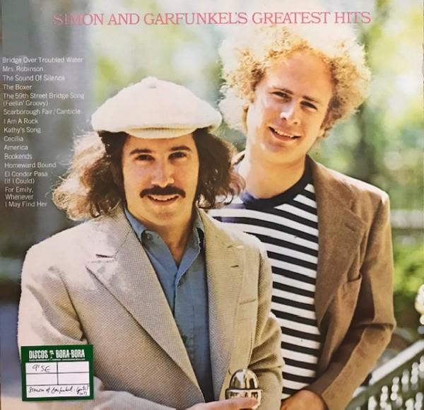 Simon and Garfunkel's Greatest Hits Lp Segunda mano