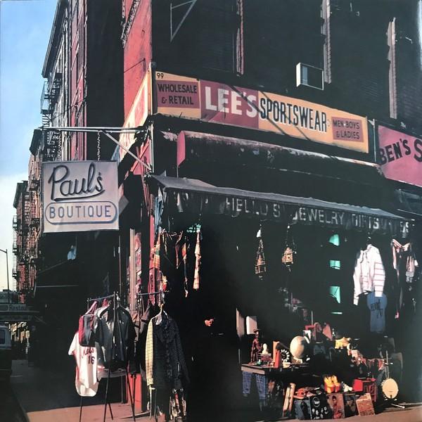 Paul's Boutique Lp 75 Aniversario Capitol Records