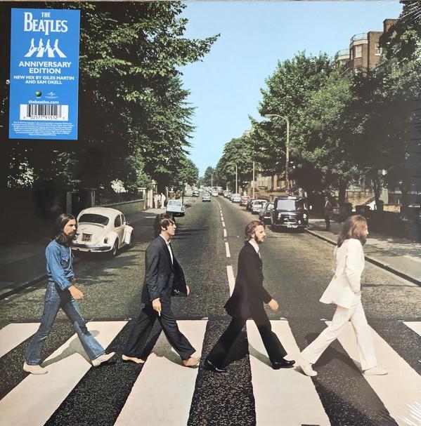 Abbey road Lp Edición Aniversario