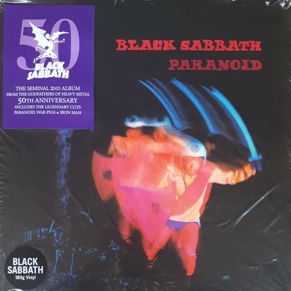 Paranoid Lp Ed. Especial 50 Aniversario