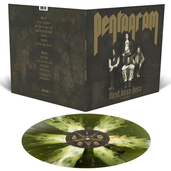 Pentagram - First daze here: The Vintage Collection Lp Ed. Limitada
