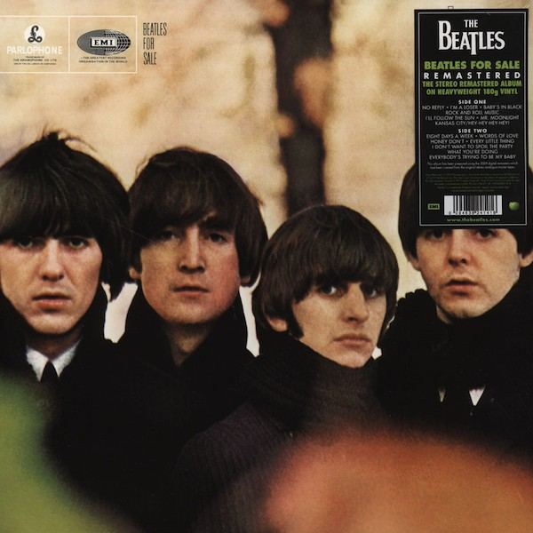 Beatles for Sale Lp Edición remasterizada