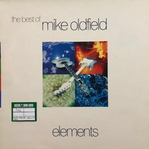 The Best Of Mike Oldfield: Elements Lp Segunda mano