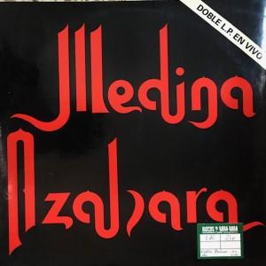 Medina Azahara (Doble Lp en vivo) 2Lp Segunda mano