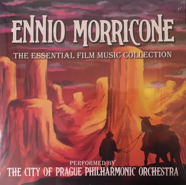 The Essential Ennio Morricone Film Music Collection 2Lp
