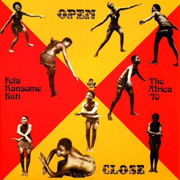 Open & Close Lp Ed. Limitada RSD 2021