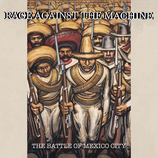 The Battle of Mexico City 2Lp RSD 2021